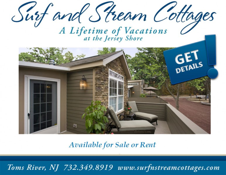 Surf & Stream Cottages